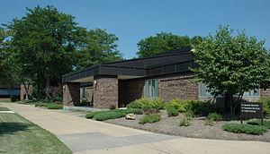 University of Wisconsin–Richland - UW–Richland Melvill Hall