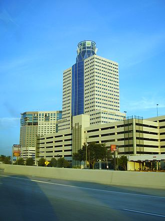 Memorial Hermann Health System - The Memorial Hermann Tower of the Memorial Hermann Memorial City Medical Center houses the system administrative headquarters