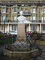 Memorial to Edward Welby Pugin with Victoria Parade in the background - geograph.org.uk - 2142568.jpg