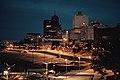 Memphis Skyline at Night January 2015.jpg