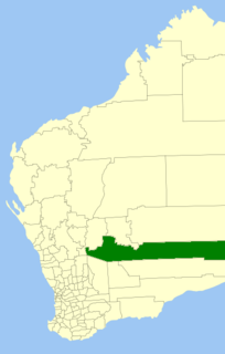 Shire of Menzies Local government area in Western Australia
