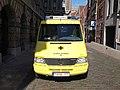 Mercedes 210D ambulance p1.JPG