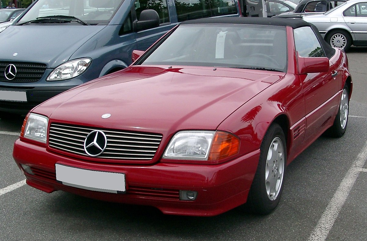 Mercedes Benz Sl Roadster For Sale