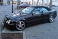 Mercedes C208 schwarz vl.jpg