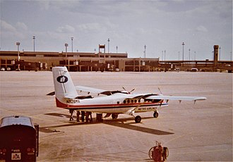 Metro Airlines - Image: Metro Airlines DHC Twin Otter