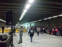 En el metro del df - 4 9