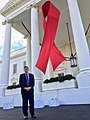 Michael Botticelli and White House Worls AIDS Day 2016.jpg