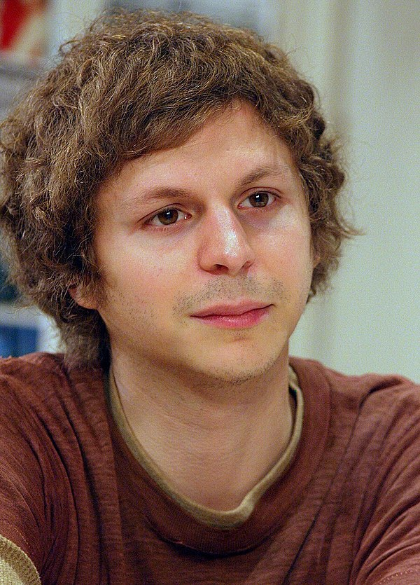 Photo Michael Cera via Wikidata