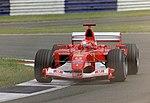 Michael Schumacher 2003 Silverstone 9.jpg