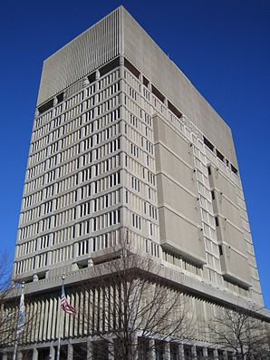 Das Superior Court des Middlesex Countys in Cambridge