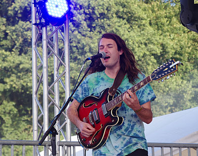 Picture of a band or musician: Mikal Cronin