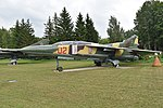Mikoyan-Gurevich MiG-23UB '02 red' (37300120700).jpg