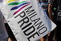 Milano Pride flag.JPG