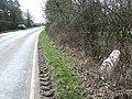 Milepost - geograph.org.uk - 1771953.jpg