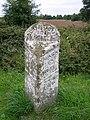 Milestone, Downham Grove, Wymondham - geograph.org.uk - 952796.jpg