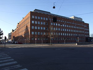 Ministry of Environment (Denmark) - Ministry of Environment head office