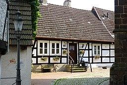 Simeonskirchhof in Minden