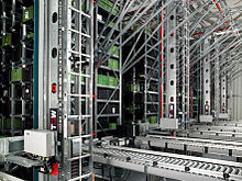 Automated Storage and Retrieval Systems in Laboratories