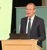 Simon Coveney en mai 2015.