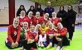 Minister of Sport Mahmoud Goudarzi visits Iran women's national sitting volleyball team (139506071544116758501584).jpg