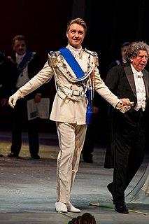 Maxim Mironov tenor