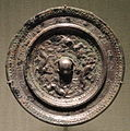Mirror with four-animal design, China, 24-220 AD, bronze - San Diego Museum of Art - DSC06451.JPG