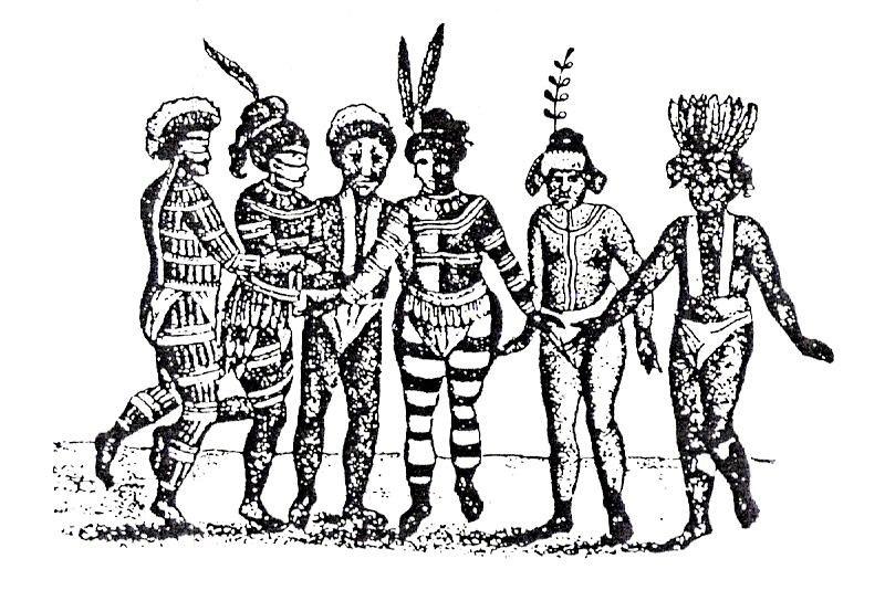 Mission San Jose natives