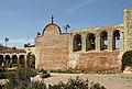 Mission San Juan Capistrano - Bell Wall.jpg