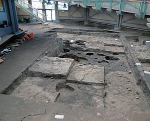 Mitchell Site - Image: Mitchell Site, Mitchel SD Thomson Archeodome Research Center 02