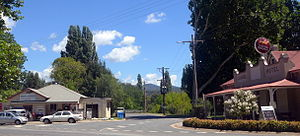 Mitta Mitta, Victoria - The general store and pub of Mitta Mitta.
