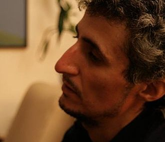 Oy (album) - Mohsen Namjoo's songs has always had many controversies inside Iranian society because of many uncommon and taboo use of Persian vocabulary and also a kind of frank satirical look into the society