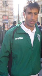Moisés Villarroel Chilean footballer