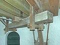 Molen Kerkhovense molen, maalkoppel maalbak pasbalk (2).jpg