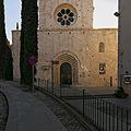 Monasterio de San Pedro de Galligans, Gerona. Fachada.jpg