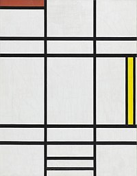 Mondrian - Composition in White, Red, and Yellow, 1936.jpg