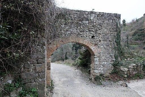 Montalcino, Porta Castellana