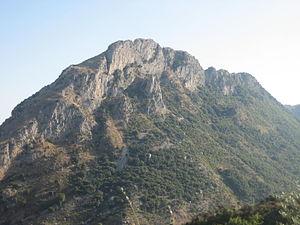 Aspromonte - Mount Consolino in the Aspromonte.