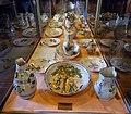 Montrottier Castle - dishes.jpg