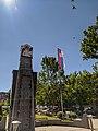 Monument in Kosovska Mitrovica.jpg
