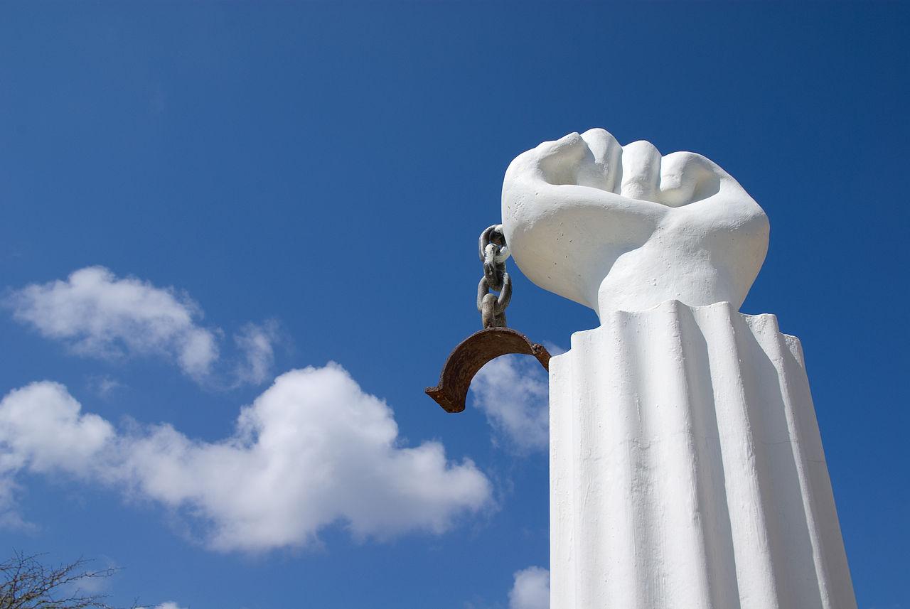 Moment van de slavenopstand in Tula (Wiki)