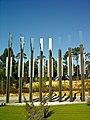 """Monumento """"Voo dos Anjos"""" - Vila Nova de Poiares - Portugal (4063962287).jpg"""
