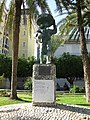 Monumento alla Bagnarota - Bagnara Calabra (Reggio Calabria) - Italy - 18 Oct. 2014.jpg