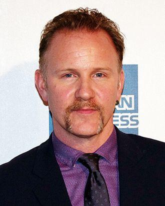 Morgan Spurlock - Spurlock at the 2012 Tribeca Film Festival world premiere of Mansome