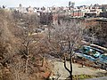 Morningside Park and Harlem from Carl Schurz Monument.jpg