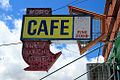 Moro Cafe Sign (Sherman County, Oregon scenic images) (sheDB0203).jpg