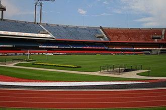2000 FIFA Club World Championship - Image: Morumbi Interior
