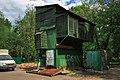 Moscow, dovecote tower near Kuskovskaya Street (30500349224).jpg