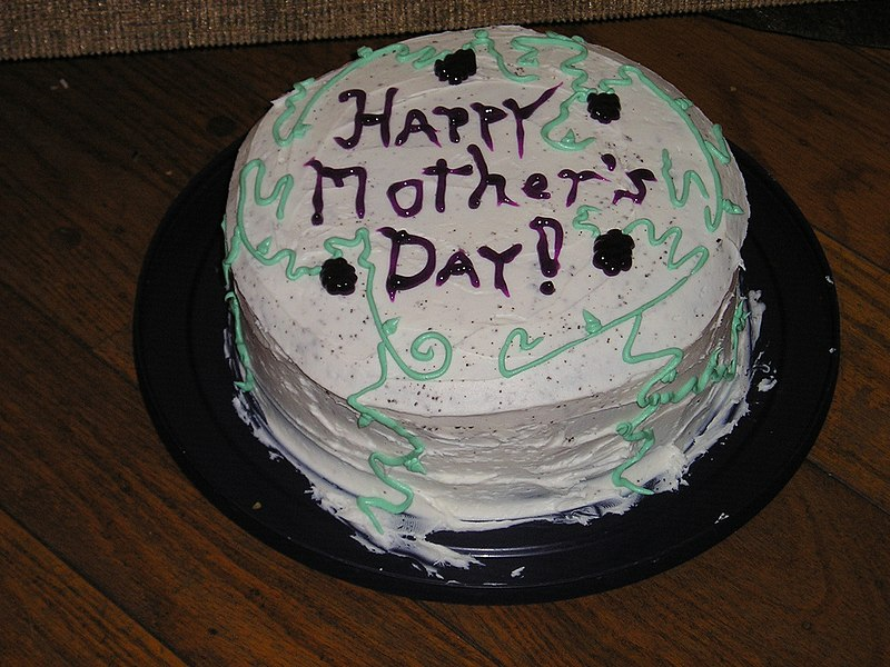 File:Mothers' Day Cake.jpg