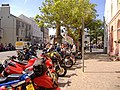 Motorbike rally, Castletown, Isle of Man - geograph.org.uk - 185563.jpg