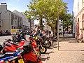 Motorbike rally, Castletown, Isle of Man - geograph.org.uk - 185563.jpg